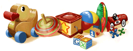 Google Logos of June 2011